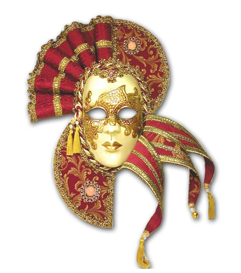 Venetian mask decoration A imperial