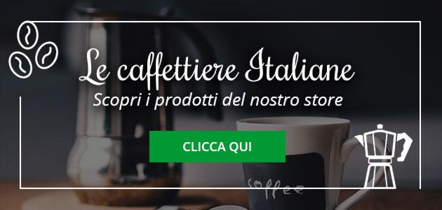 Prodotti caffettiere italiane
