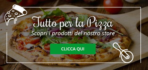 Prodotti per la pizza